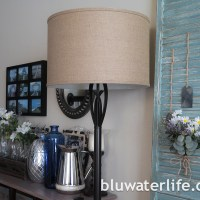 floor lamp ~ easy update