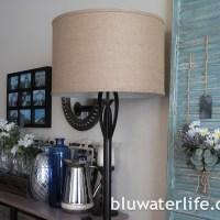 floor lamp ~ easy update
