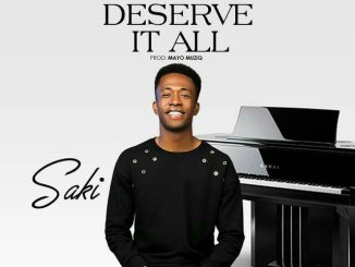 You Deserve It All by Pastor Saki & Loveworld Singers