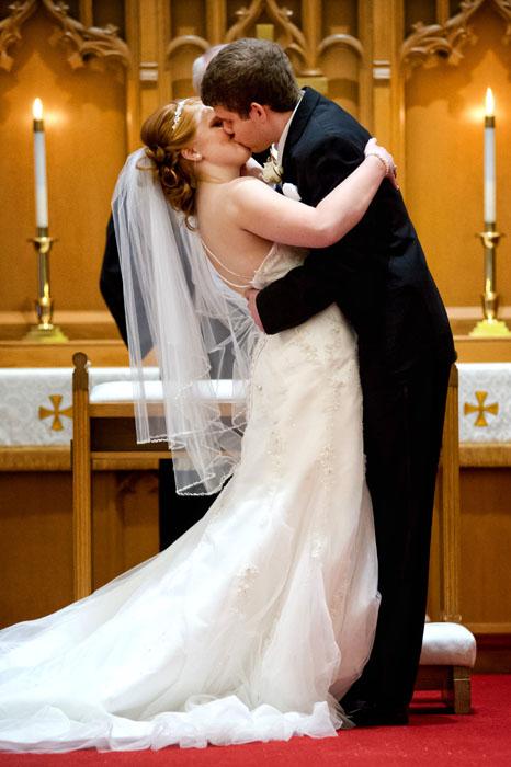 St Marks Wedding Findlay Ohio