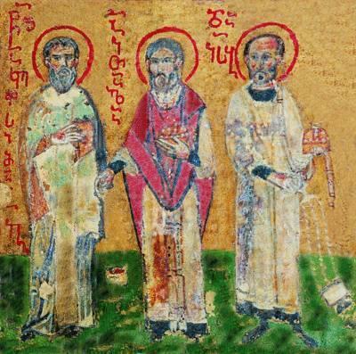 мученики Акепсим, Йосиф, Аїфал