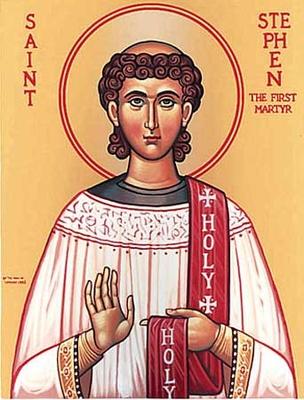 Святий Архідиякон Стефан Первомученик