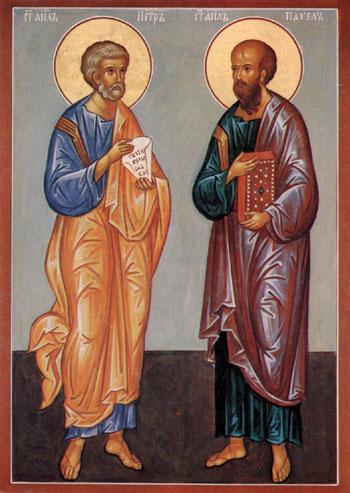 Петра і Павла. Петрів піст