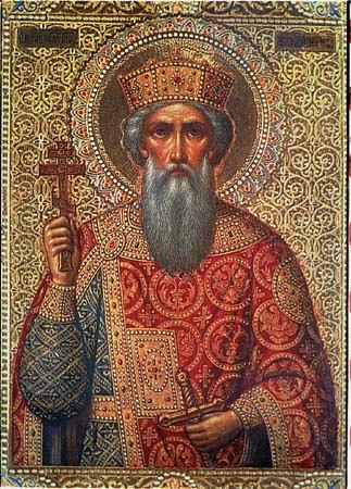 Святий рівноапостольний князь Володимир, хреститель Русі-України
