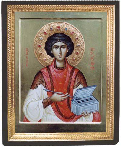 Святий великомученик і цілитель Пантелеймон