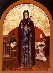 Преподобний Іов, ігумен і чудотворець Почаївський