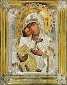 Псковсько-Печерська ікона Божої Матері Розчулення