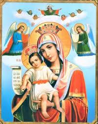 ікона Божої матері Достойною є