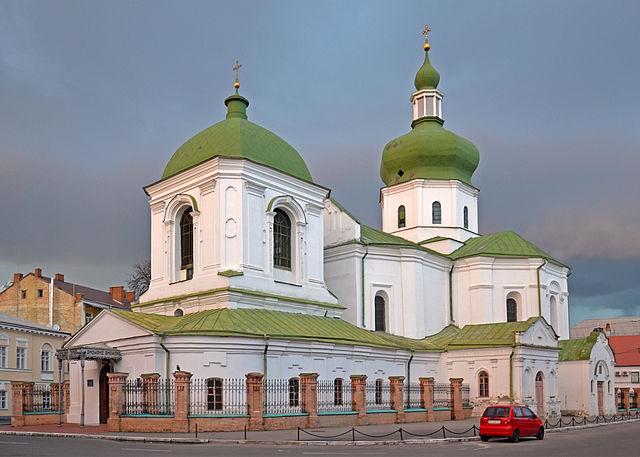 Церква Миколи Притиска