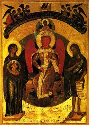 Ікона Софії, Премудрості Божої (Новгородська)