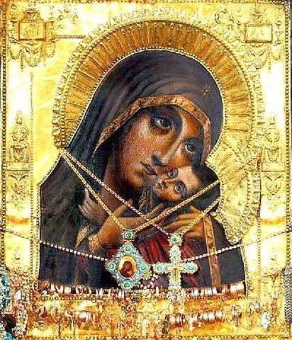 Касперівська ікона Божої матері