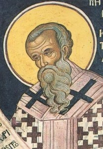 Святитель Митрофан, Перший Патріарх Константинопольський