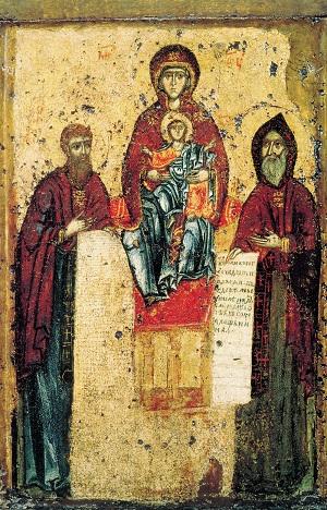 Свенська-Печерська ікона Божої Матері