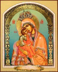 Царгородська ікона Божої Матері