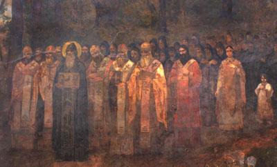 Собор преподобних отців Києво-Печерських, що в Ближніх печерах спочивають