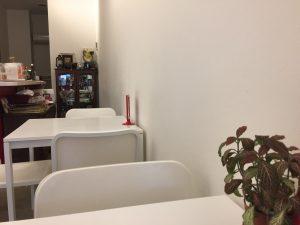 西日暮里 電源カフェ 自家焙煎珈琲 笑壺 店内