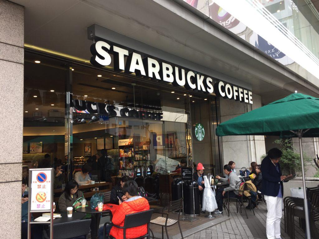 錦糸町 電源カフェ スターバックスコーヒー 丸井店