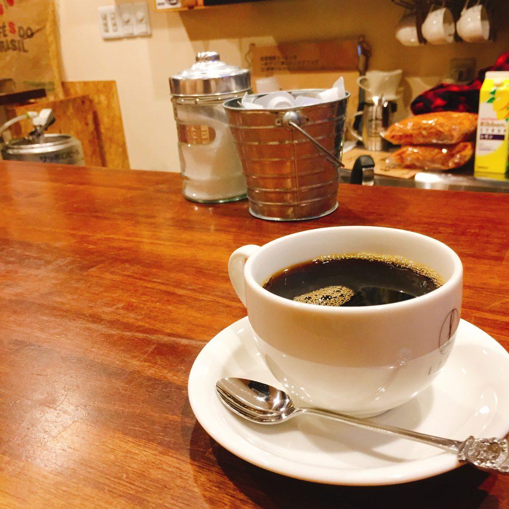 船橋コーヒー coffee&canzume bar ユーベル