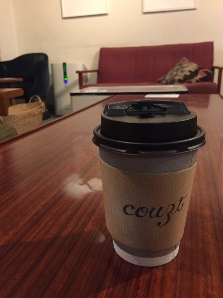 カフェ ドリンクテイクアウト カップデザイン corztcafe