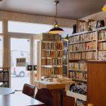 人が集まる手賀沼公園とNORTH LAKE CAFE & BOOKSさん