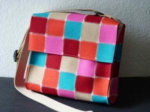 "Handtasche, Modell ""Squares"""