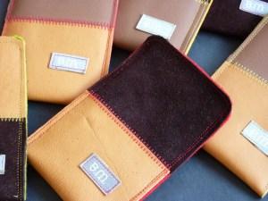 neue Handytaschen aus Leder