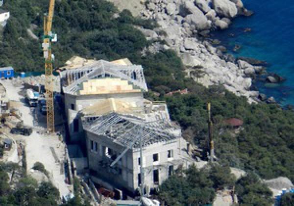 Строительство дачи на берегу Черного моря