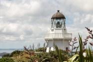 The Manukau Heads Lighthouse