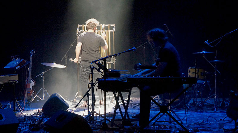 Tubular Bells For Two: Aidan Roberts and Daniel Holdsworth @ The Street Theatre, Friday May 5