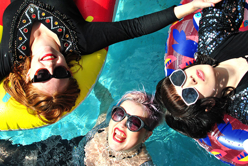 Lipping Off: Wet Lips Are Taking Down The Patriarchy One Gig At A Time
