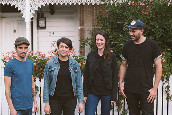 Self Talk Announce New Single, EP And Canberra Tour