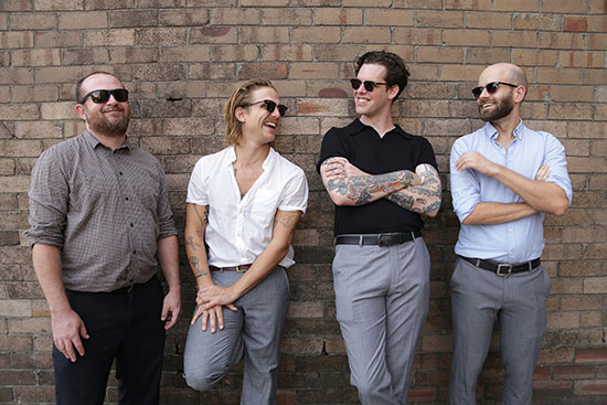 The Snowdroppers Are Officially Calling It Quits, Announce Final Tour