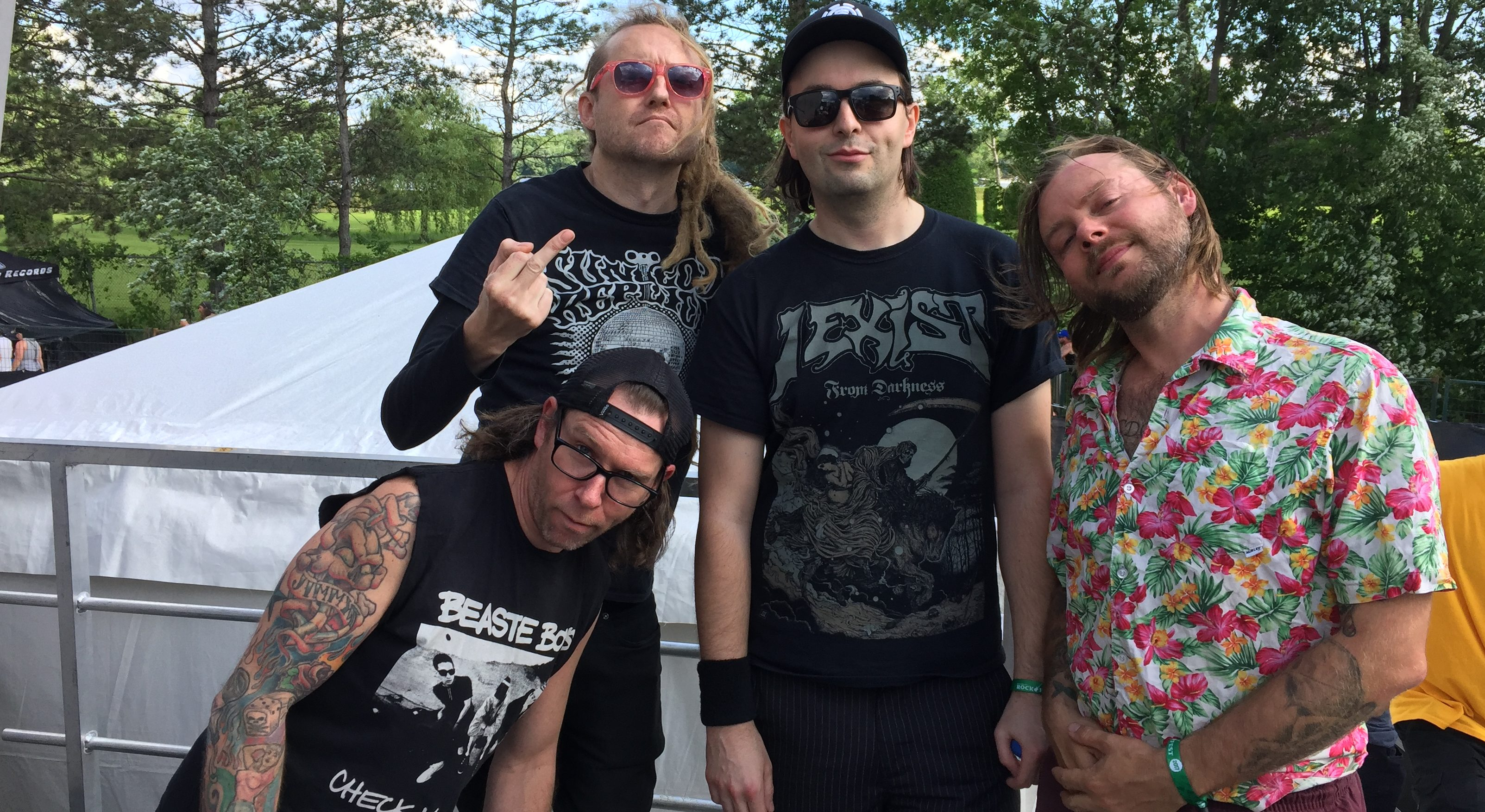 Frenzal Rhomb: Ready To Sell Out