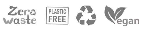 Zero-waste and plastic free sustainable living