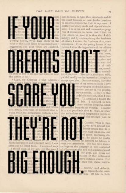 Dreams Scare You
