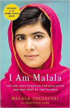 Book Cover of I Am Malala by Malala Yousafzai