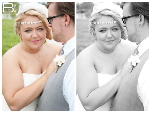 Nacogdoches photographer outdoor spring wedding with bridal headpiece