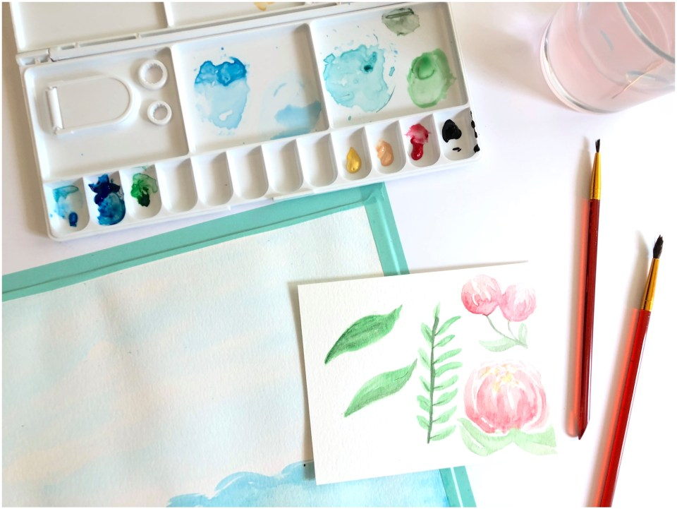 Kingwood photographer starting new hobby of watercolor as part of yearly bucket list