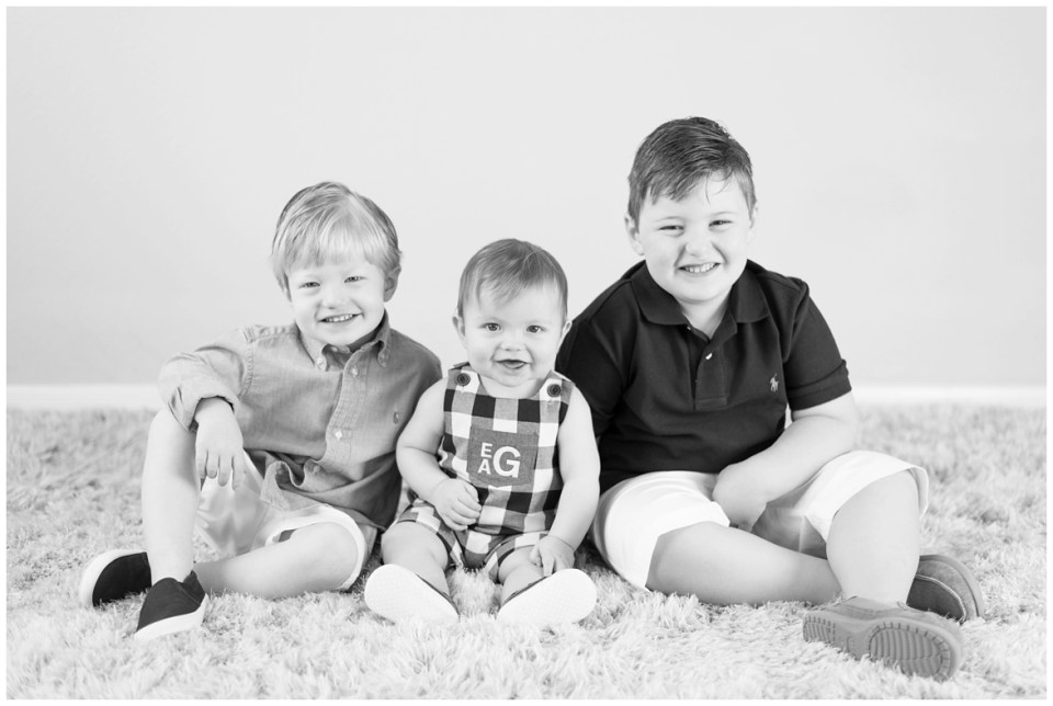Kingwood photographer's images of three young brothers