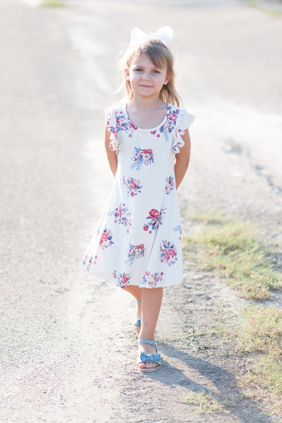 Kingwood Photographer's annual letter to her daughter for her 4th birthday