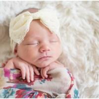 Newborn Portraits - Addie