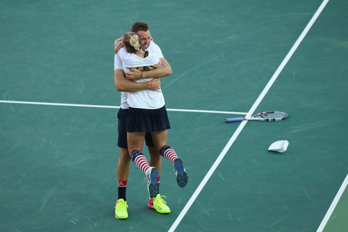 Rio 2016 Olympics: Tennis, Day 9