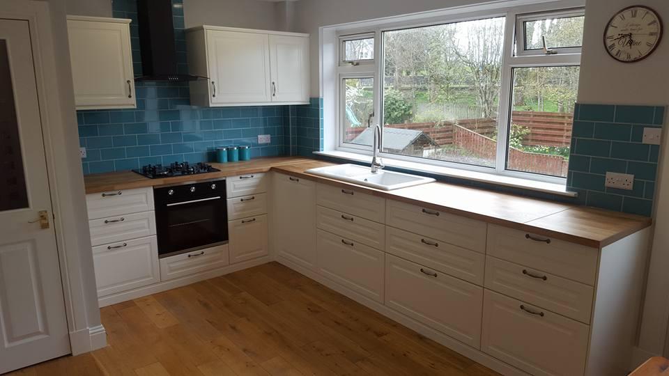 B&M Bathrooms - kitchen | Scotland