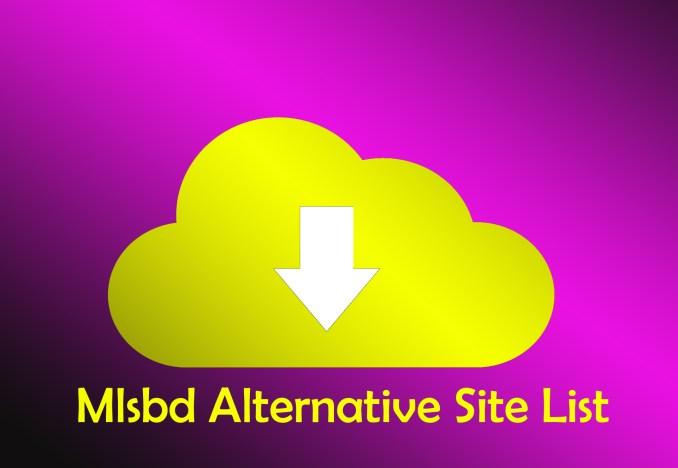 Mlsbd Alternative Site List