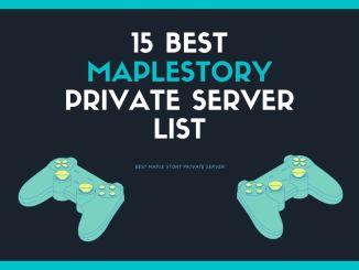 15 Best Maplestory Private Server List