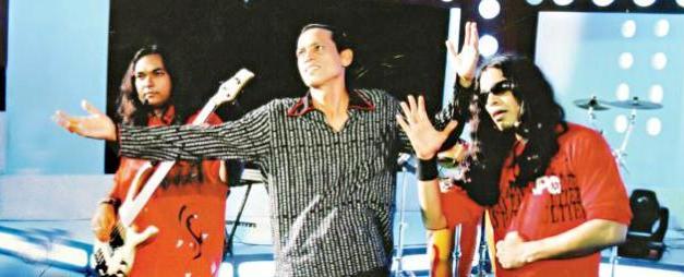 বড় পর্দায় আজম খান, হাসান ও বিপ্লব
