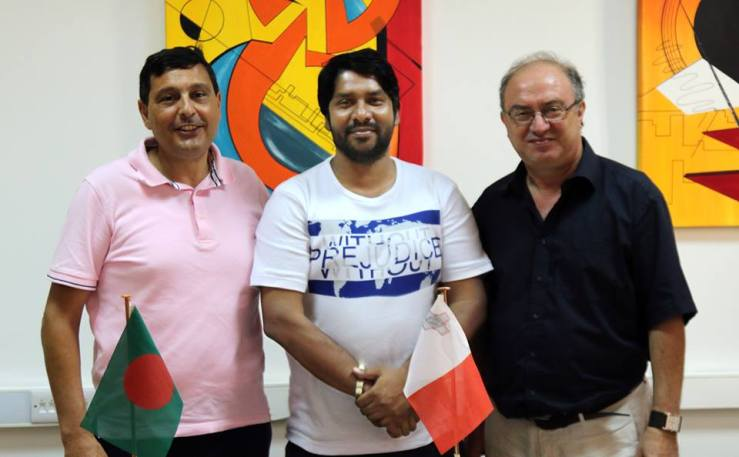 Iftekhar Chowdhury direct new bangla film malta with hollywood