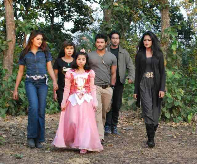 scene from Story of samara