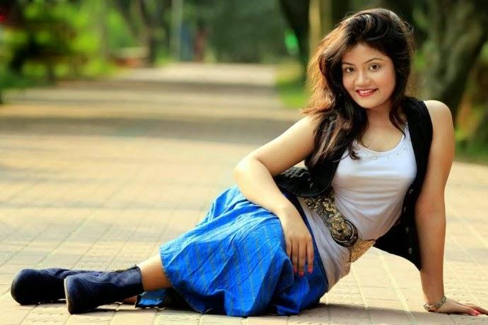 Maria Chowdhury new sensation in bangla film