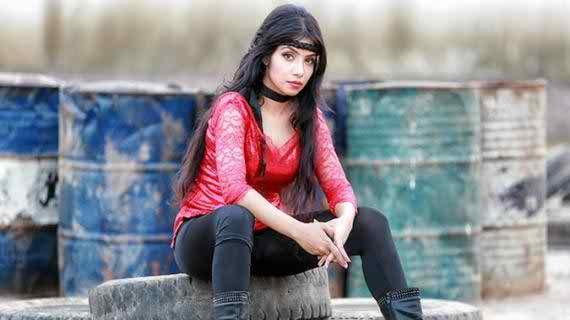 Nawshaba acted in the new bangla film Alga Nongor